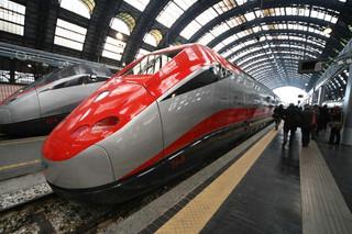 Viaje pela Itália de TREM!