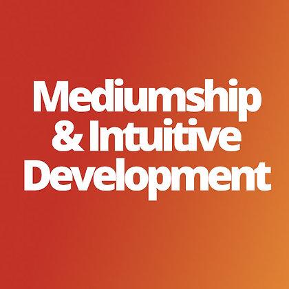 Intuition & Mediumship Development