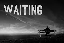 "A Poem - ""Waiting"""