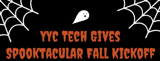 Engaging the Tech Community, 2018 Fall Fundraising is upon us!