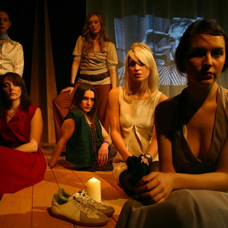 The Six wives of Timothy Leary - lighting design