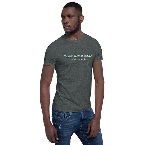 Like a Beast Short-Sleeve Unisex T-Shirt