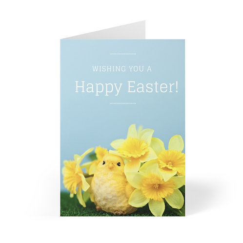 Easter (duck)Greeting Cards (8 pcs)