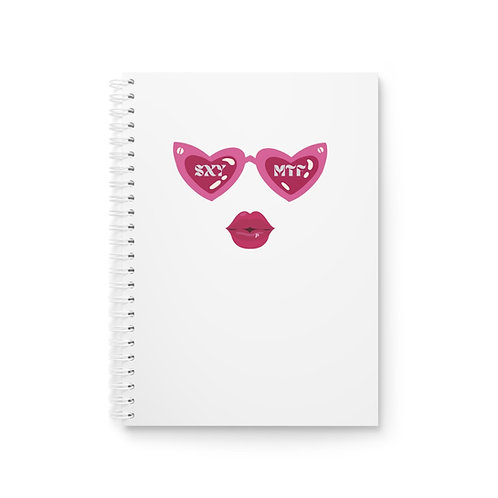 SXY MTF Spiral Notebook
