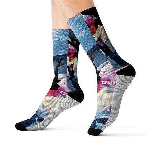 Mood Sublimation Socks