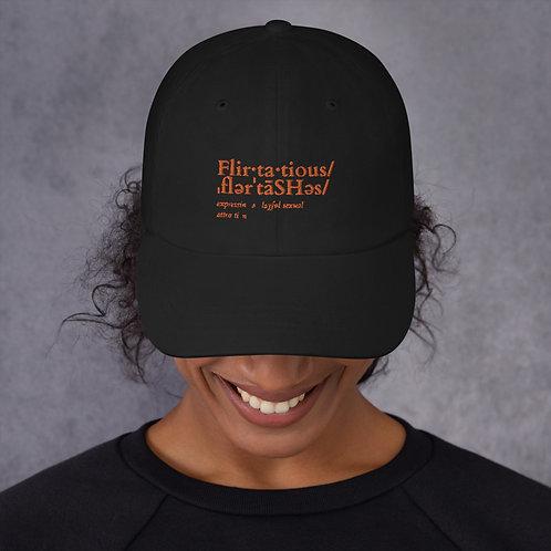 Flirtatious Dad hat