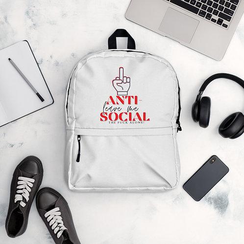 Anti-Social Backpack
