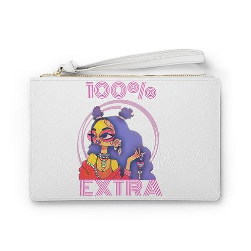 Extra 100 Clutch Bag