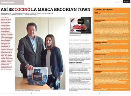 Así se cocinó la marca Brooklyn Town
