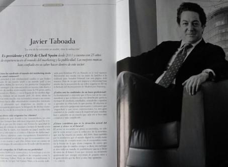 Entrevista a Javier Taboada