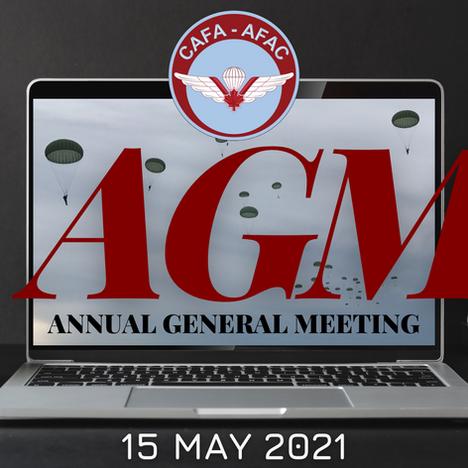 CAFA AGM - 2021