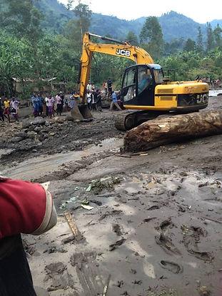 Bukalasi, Bududa district reccovery digg