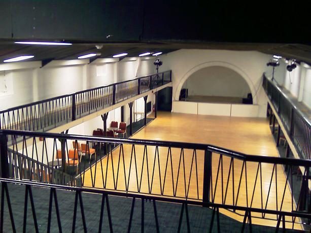 The Empty Floor