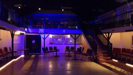 Blue Bar at The Academy
