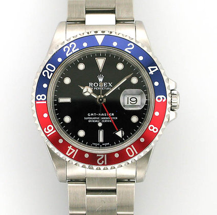Gents Rolex GMT Master 16700 -