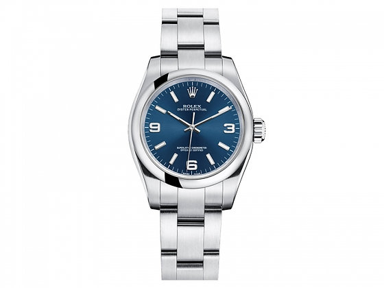 Ladies Rolex Oyster Perpetual 76080 - £2500