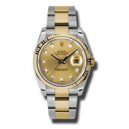 Gents Rolex Datejust 116233 - £7495