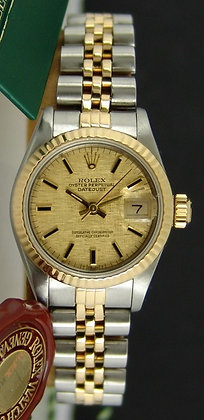 Ladies Rolex Datejust 69173 - £2595