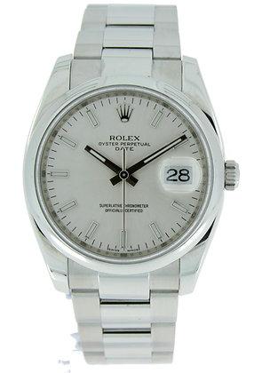 Gents Rolex Date 15010 - £2750