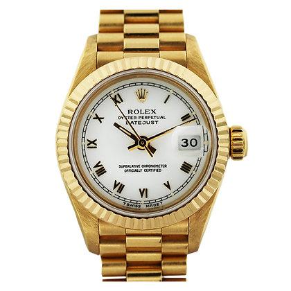Ladies Rolex Date 6917 - £4995