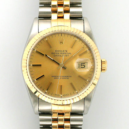Gents Rolex Datejust 16233 - £3795