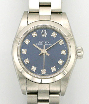 Ladies Rolex Oyster Perpetual 67180 - £2495