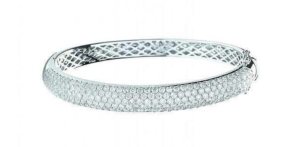 Diamond Bangle 3.49ct - £3995