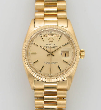 Gents Rolex President Day Date 18238 - £9995