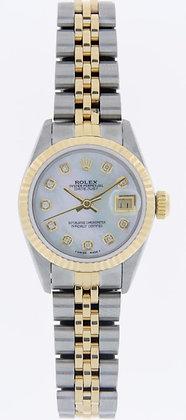Ladies Rolex Datejust 6917 - £2750