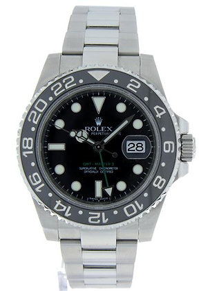 Gents Rolex GMT Master II 116710