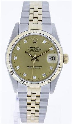 Gents Rolex Datejust 16233 - £4495