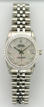 Ladies Rolex Datejust 69174 - £4250