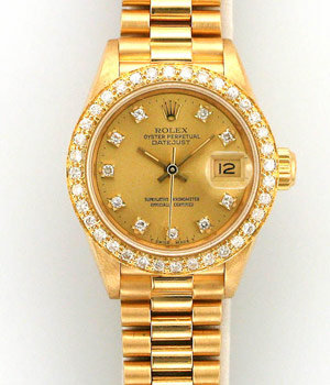 Ladies Rolex Datejust 69178 - £6795