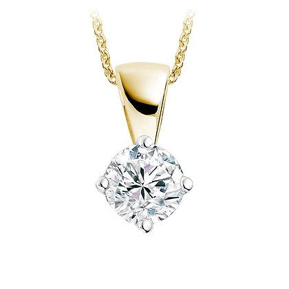 Diamond Pendant 1.55ct - £4495
