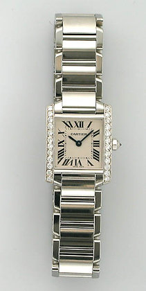 Ladies Cartier Tank Francaise - £3795