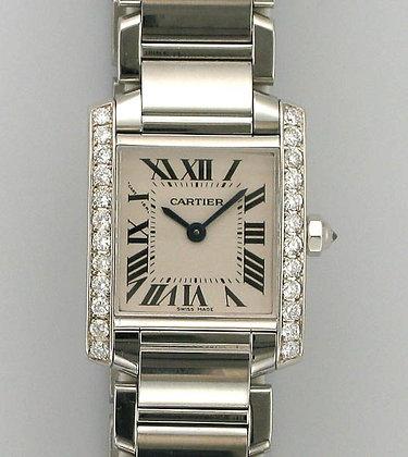 Ladies Cartier Tank Francaise - £3745