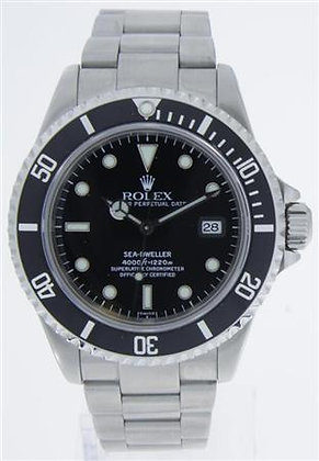 Gents Rolex Sea-Dweller 16600