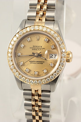 Ladies Rolex Datejust 69173 - £4250
