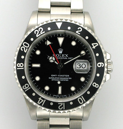 Gents Rolex GMT Master II 16710 -