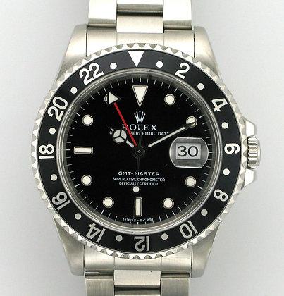 Gents Rolex GMT Master II 16710 -