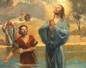 God's Love & Jesus' Baptism