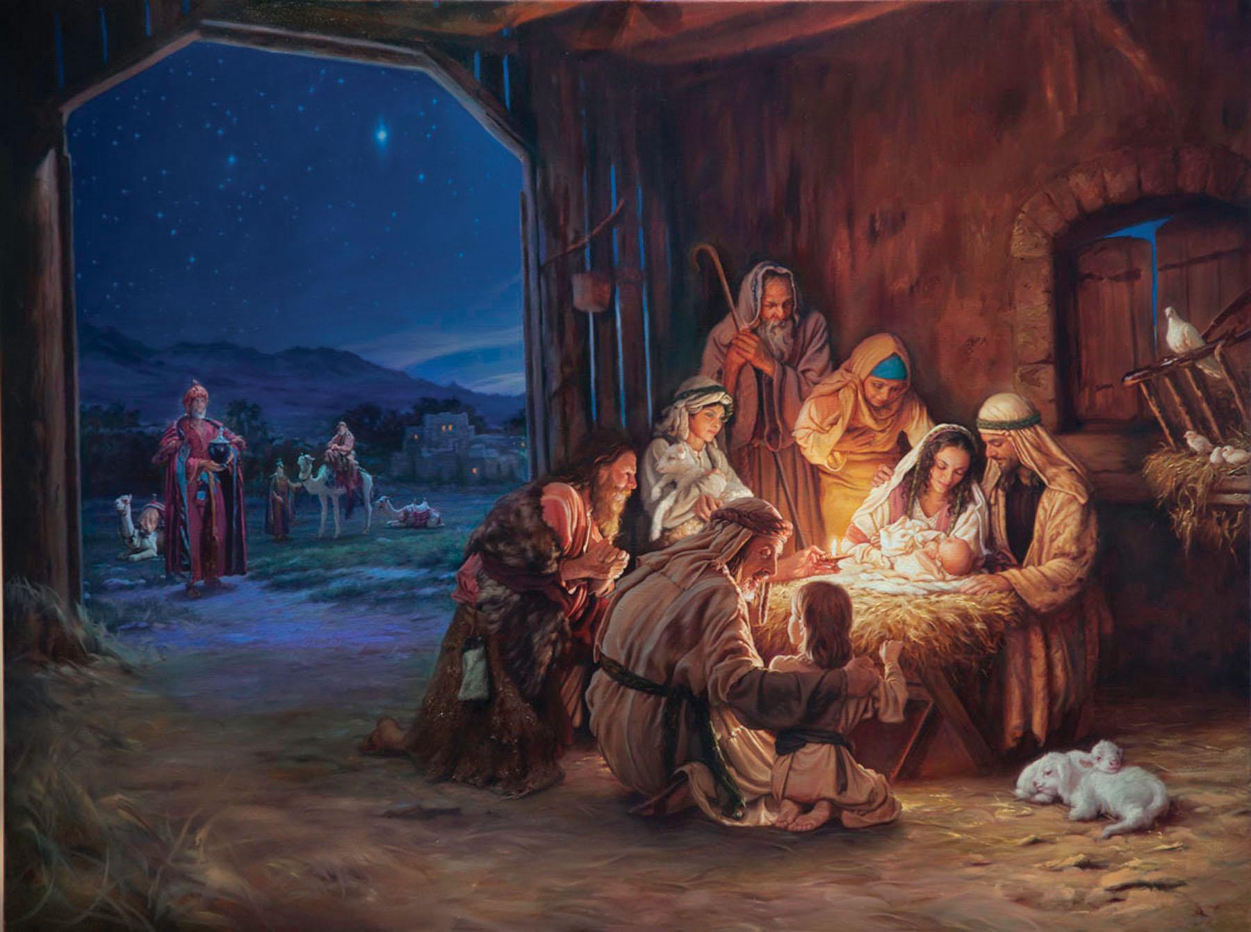 Смешные, открытки рождение иисуса