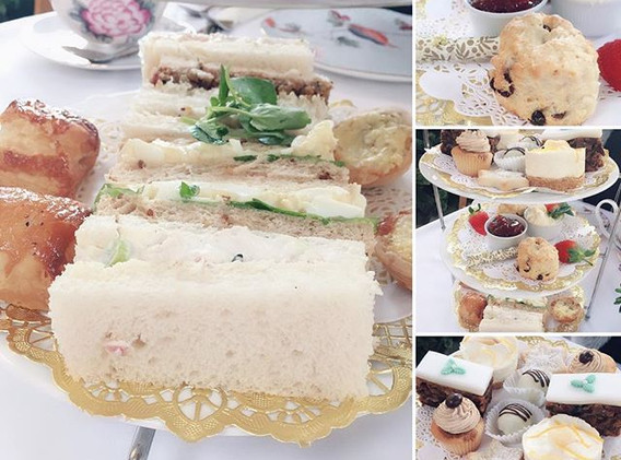 We know that #afternoonteas aren't for e