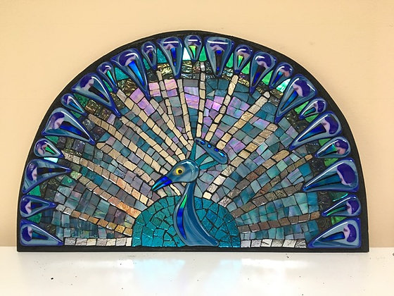 Henroo the Peacock