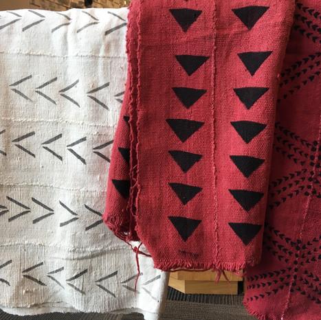 African Mud Cloths