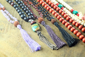 Mala-Making Classes and Supplies
