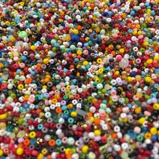 Czech Seed Bead Mix