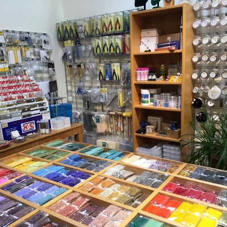 Tools and Basic Metalsmithing Supplies