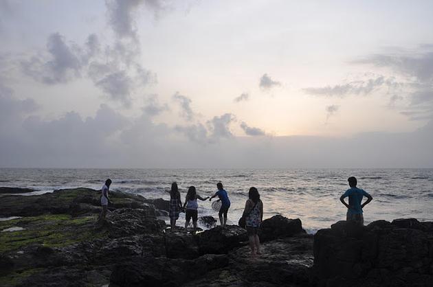 Anjuna Rocks