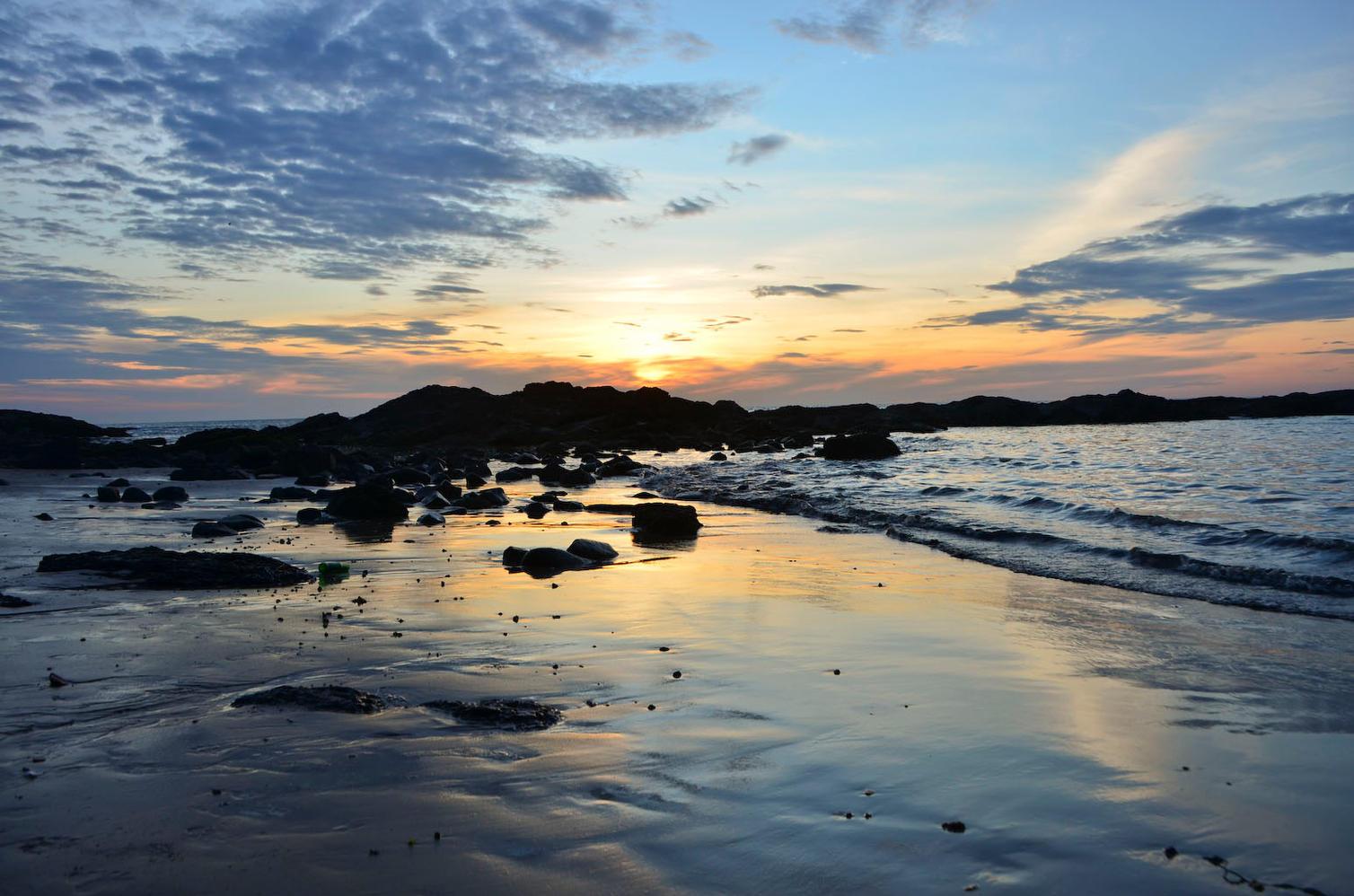 Vivid Seascapes